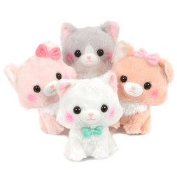 Fuwaneko Mew-chan Cat Plush Collection (Standard)