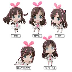 Kizuna AI Figure Collection Box Set