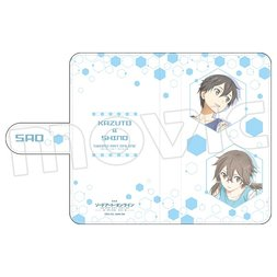 Sword Art Online the Movie: Ordinal Scale Notebook-Style Smartphone Case