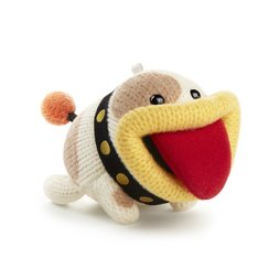 Yoshi's Woolly World Yarn Poochy amiibo