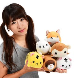Pocket Zoo Vol. 2 Animal Plush Collection (Standard)