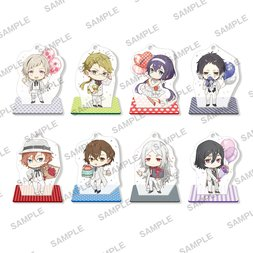 Bungo Stray Dogs: Dead Apple Acrylic Stand Figure Collection Box Set
