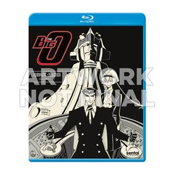 Big O Complete Collection (Blu-ray)