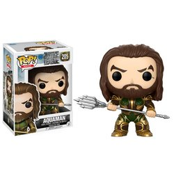 Pop! Movies: Justice League - Aquaman