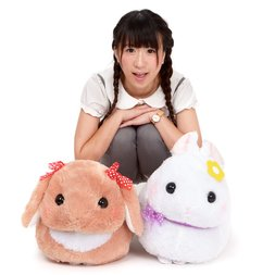 Usa Dama-chan Fancy Ribbon Rabbit Plush Collection (Big)