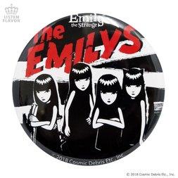 LISTEN FLAVOR The Emilys Badge