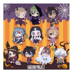 Kagerou Project Halloween Ver. Microfiber Towel