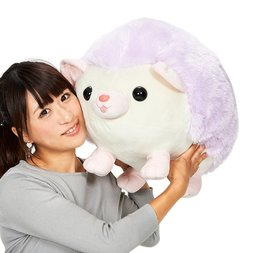 Harinezumi no Harin Hime Hedgehog Super Big Plush