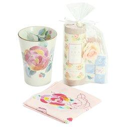 Hana Kotoba Mino Ware Tea Set