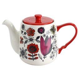 Floria Teapot