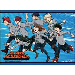 My Hero Academia Key Art 2 Premium Wall Scroll