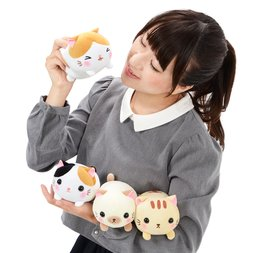 Mochikko Neko Nyanzu Vol. 2 Cat Plush Collection (Standard)