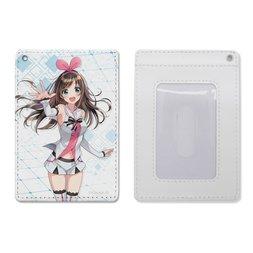 Kizuna Ai Full-Color Pass Case
