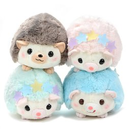 Harinezumi no Harin Dream-Colored Forest Hedgehog Plush Collection (Big)