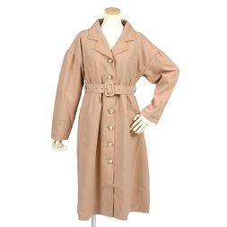 LIZ LISA Pearl Button Chester Coat