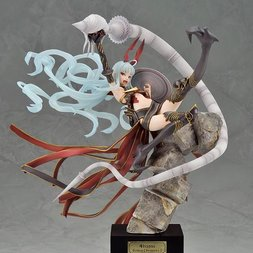Aliasse The Gallia Royal Military Academy 1/7 Scale Figure | Valkyria Chronicles II