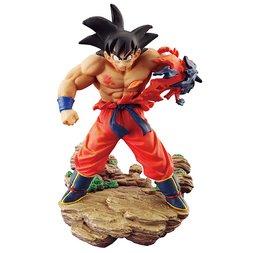 DraCap Memorial 01: Dragon Ball Goku