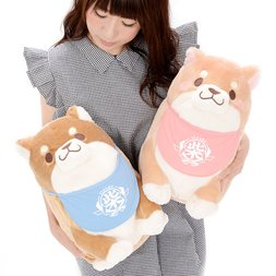 Chuken Mochi Shiba Sakura & Monaka Plush Collection (Big)