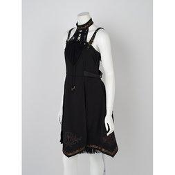 Ozz Oneste Autumn Rose Jumper Skirt