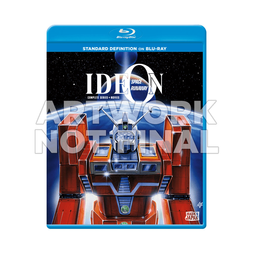 Space Runaway Ideon Complete Collection Blu-ray