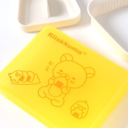 Rilakkuma Lunch Market Easy Onigirazu Kit & Case