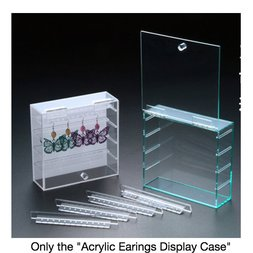 Acrylic Earring Display Case