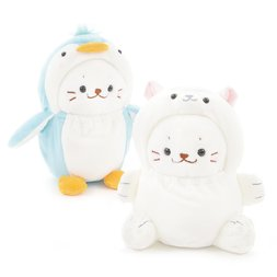 Sirotan Sea Friends Mascot Plush Collection