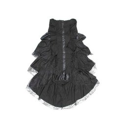 ACDC RAG 3-Tiered Lace Dress