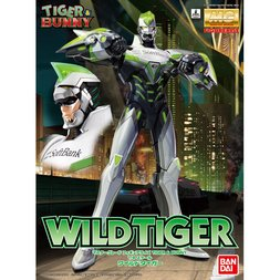 MG Figurerise Tiger & Bunny Wild Tiger 1/8 Scale Figure
