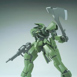 1/100 Graze Standard/Commander Type Model Kit | Gundam: Iron-Blooded Orphans