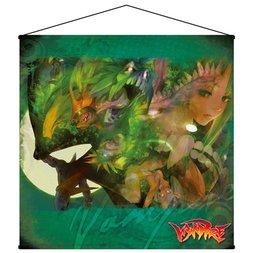 Darkstalkers Big Tapestry Visual