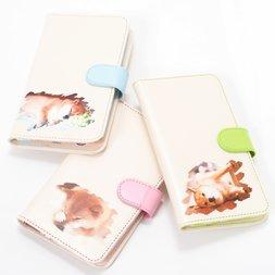 Japanese Shiba Maru Always Together Smartphone Cases