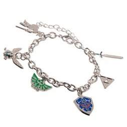 Legend of Zelda Charm Bracelet