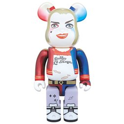 BE@RBRICK 400% Suicide Squad Harley Quinn