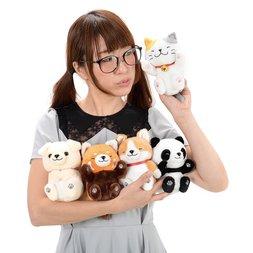 Itsudatte Nekkorogari Tai Animal Plush Collection (Standard)