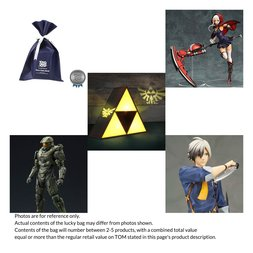 TOM Outlet Lucky Bag: Gaming Figures (Silver Value)
