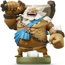 Legend of Zelda: Breath of the Wild Daruk Goron Champion amiibo