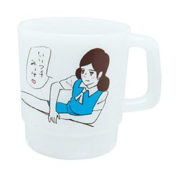 Fuchico on the Cup Stacking Mug