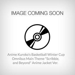 Scribble, and Beyond - Anime Kuroko's Basketball Winter Cup Omnibus Main Theme Anime Jacket Edition