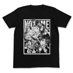 No Game No Life Zero Visual Black T-Shirt
