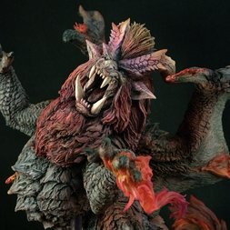 Capcom Figure Builder Creators Model Monster Hunter Flame King Dragon Teostra (Re-run)