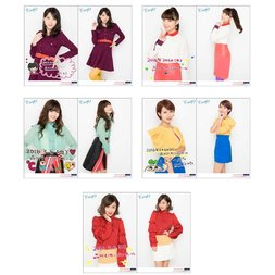 ℃-ute Album ℃maj9 Launch Anniversary Live 2-Photo Sets (A5 Wide Size)
