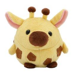 Giraffe Beanbag Plush