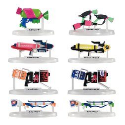 Splatoon 2 Weapons Collection