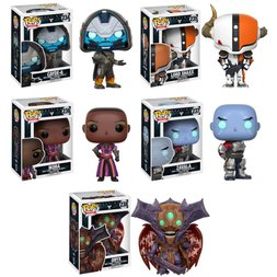 Pop! Games: Destiny - Complete Set