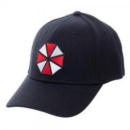Resident Evil Umbrella Logo Flex Cap