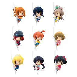 Love Live! Cord Mascot Mini Figures