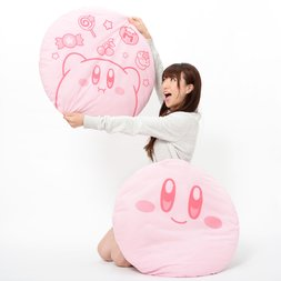 Kirby's Dream Land Super Big Cushions