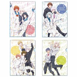 IDOLiSH 7 Clear File Collection