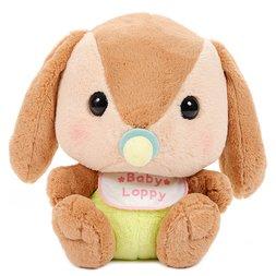 Pote Usa Loppy Baby Rabbit Plush Collection Vol. 2 (Big)